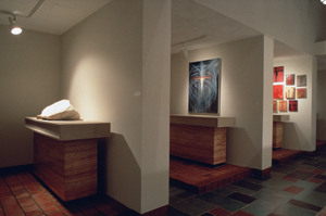 Recovering the Holy In Contemporary Art, at MOCRA, 1993.