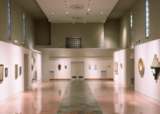 "The Spiritual in Art in the Time of AIDS"" (1994-95)."