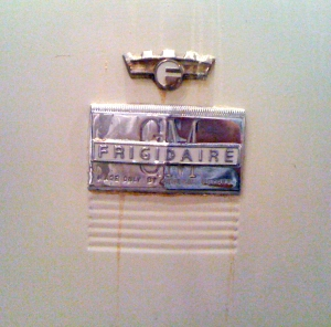 The GM Frigidaire crest