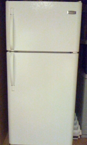 The new Frigidaire