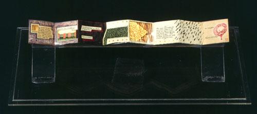 "Bernard Maisner, ""'The Trojan Horse ...' (Henry Miller),"" 1982."