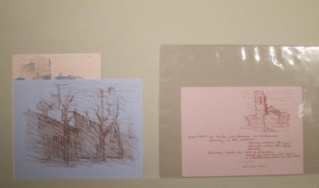 James Rosen sketches