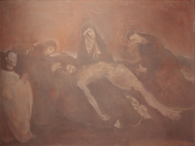James Rosen, Homage to the Pietà d'Avignon