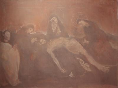 James Rosen, Homage to the Pietà d'Avignon