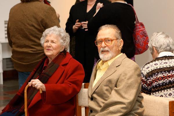 Ed and Madeleine Boccia.