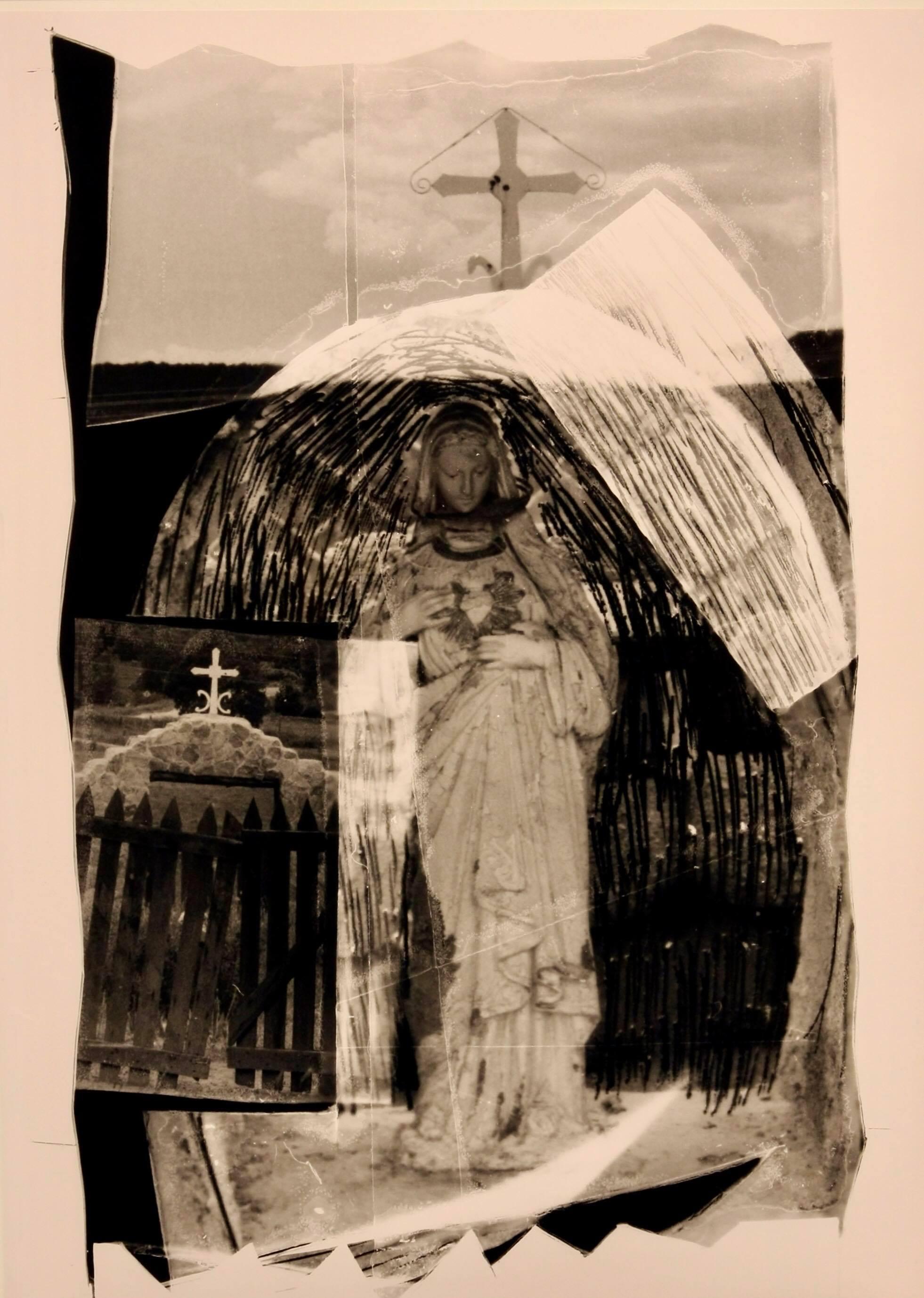 Jon Cournoyer, Dios da y Dios quita, 1997. Cibachrome. MOCRA collection.